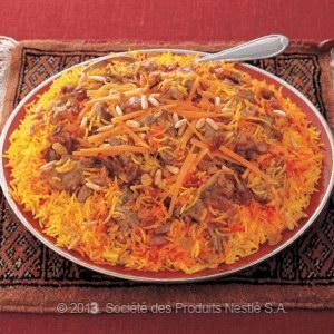 107 best food for thought middle east recipes images on authentic arabic food recipes rice boukhari with meat forumfinder Choice Image