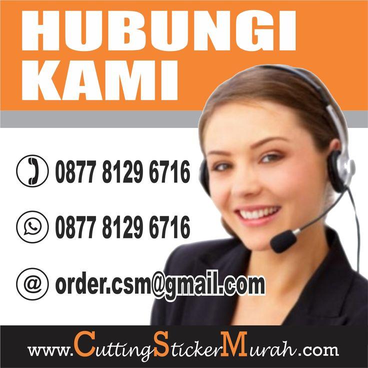 Pusat Percetakan Cutting Sticker di Bekasi dan Cikarang  http://dwisasae.livejournal.com/1231.html