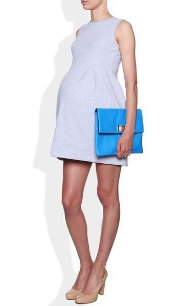Sukienka mini szary melanż w Malaya Fashion na DaWanda.com