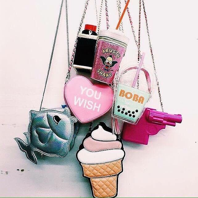 A bag for every day of the week! Adore this @dollskill #fashionblogger by _thegirlgang