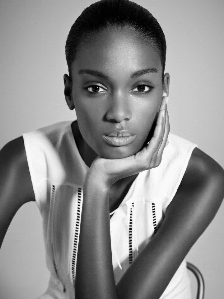 Black Women Models Gif Blackwomenmodels Black Beauties Model Pretty Face