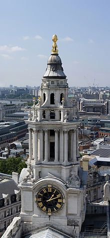 St Paul's Cathedral - Wikipedia, the free encyclopedia