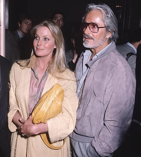 Actor/Director John Derek was born today 8-12 in 1926. Many know of him for his marriages to blonde actress Bo Derek - and also Ursula Andress and Linda Evans. John Derek passed in 1998.