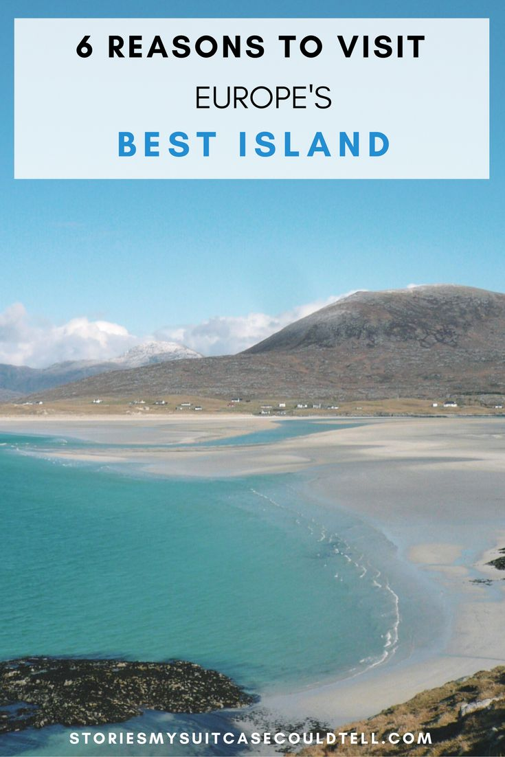 Want to visit Europe's best island? Read on to find 6 reasons you'll be booking the next flight to this magical island - you'll be surprised to learn where it is!