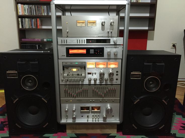 pioneer sound system for home my setup
