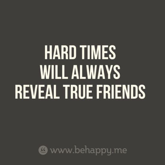 So true, this past year i have gained so many true friends. I love you all!