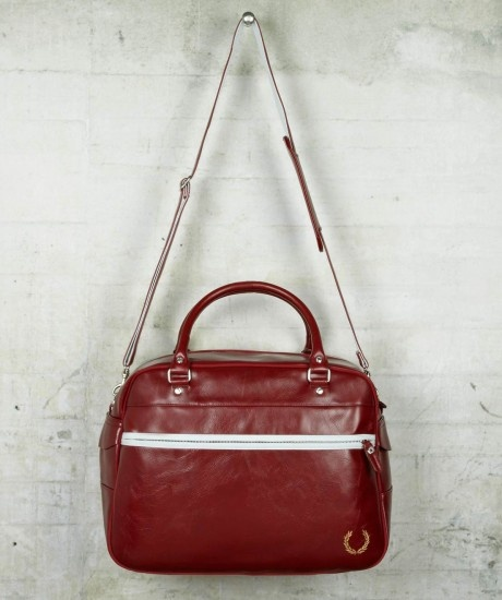 overnight bag by fred perry