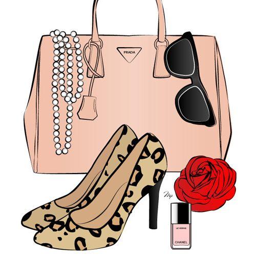 in my bag #instagram #fashion #handbag