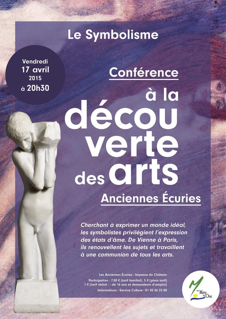 Le Symbolisme, conférence à la découverte des arts, Méry-sur-Oise (95540), Ile-de-France