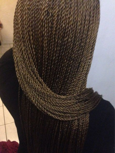 African Hair Braiding By Fama - Los Angeles, CA, United States. Small Senegalese twists