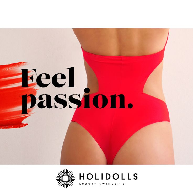 #holidolls #red #passion #swimgerie