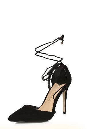 Dorothy Perkins Womens Wide Fit black Wally Court shoes- Black Black wide fit Wally suedette two part pointed toe ghillie court with aprox. 3.5 heel 100% TEXTILE. http://www.MightGet.com/january-2017-13/dorothy-perkins-womens-wide-fit-black-wally-court-shoes-black.asp