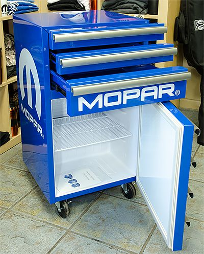 Mopar Tool Box Mini Fridge