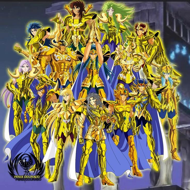 Cavaleiros de ouro classic
