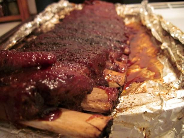 Alton Brown's Baby Back Ribs