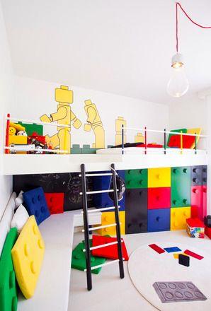 Идеи для интерьера детской комнаты - Полавкам. Kids' Room Design
