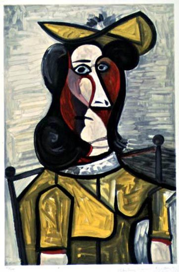 19 best images about Picasso--Cubism on Pinterest | Georges braque ...