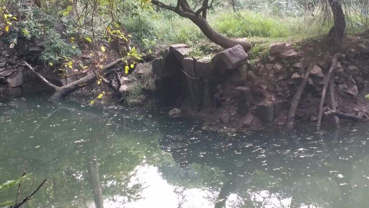 Medieval baoli in Lal Kot  http://t.co/NrdlxfZf7m http://t.co/TFYn6GaLXt #WhereStonesSpeak  My ode to Delhi's First City