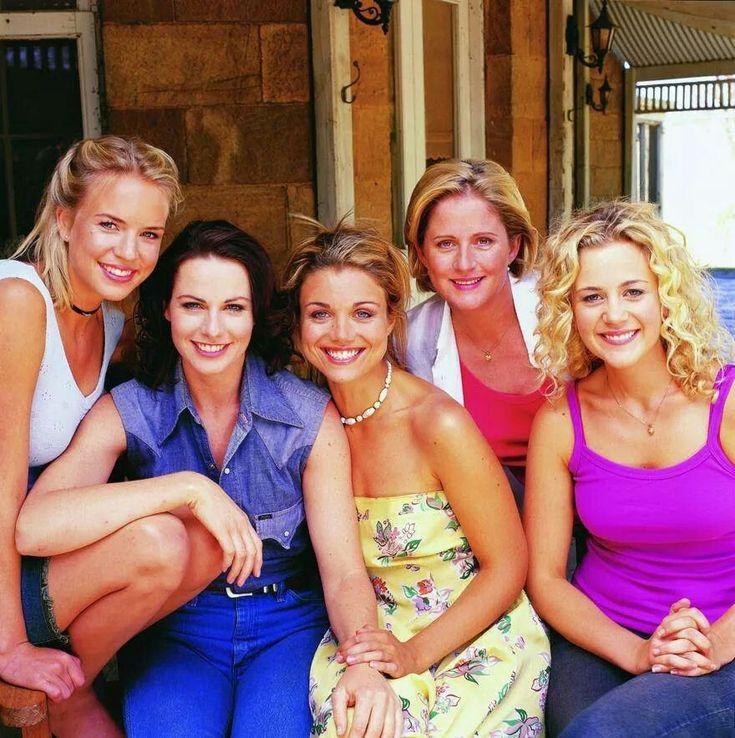 Becky, Claire, Tess, Meg & Jodi