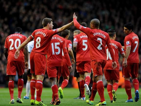 Check out Liverpool FC on VisitBritain's LoveWall!
