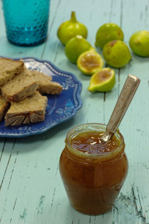 Cinco Quartos de Laranja: Doce de figo com Moscatel