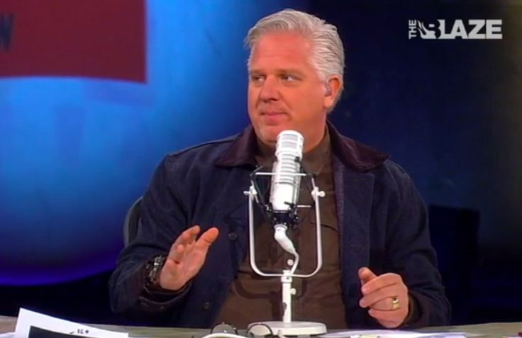 The Country As You Know It…Is Done': Beck's Withering Reaction to Supreme Court's Obamacare Decision.  Glenn Beck speaks on his radio program June 25, 2015. (Photo: TheBlaze TV)