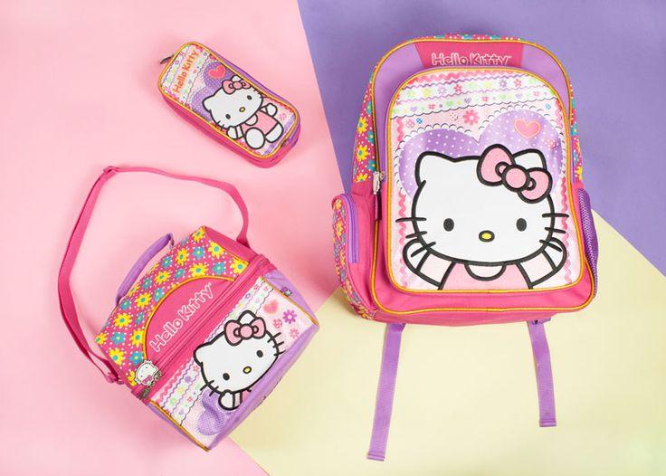 Regresa a clases con Ello Kitty y los útiles escolares mas cool