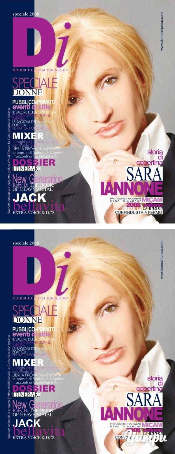 SARA IANNONE by DONNA IMPRESA MAGAZINE - Magazine with 137 pages: http://www.donnaimpresa.com  SARA IANNONE: VIP, POLITICI, PREMI IMPORTANTI E NON SOLO…SARA È ANCHELA REGINA INDISCUSSA DEGLI EVENTI MONDANI E LE SUE FESTESONO INDIMENTICABILI  Esperta di marketing e comunicazione, relazioni esterne erapporti con le istituzioni, capo segreteria di diversi ministri, molto impegnata nel sociale, organizzatrice e promotrice di eventi e Premi importanti, Sara è anche Presidente dell'associazione…