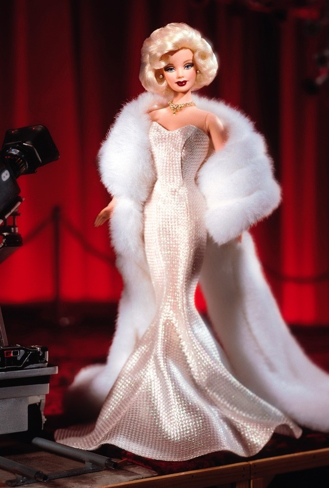 Hollywood Premiere Barbie Doll from the Hollywood Movie Star Collection