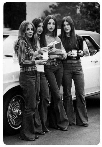"""Vintage 70's Fashion """