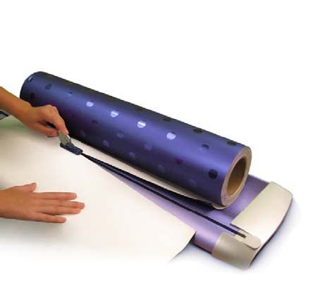 Crowdsourcing Mornings: Little ELF Wrapping Paper Cutter