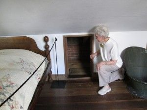 Secrets of the Historic Levi Coffin House: Underground Railroad Stop (in Fountain City, Indiana)