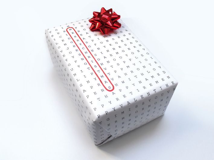 All-purpose wrapping.