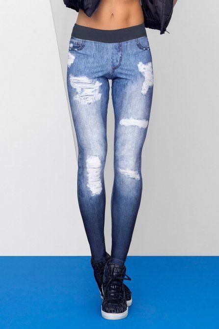 FUSÔ DENIM PLUS • LIVE! • #shoponline #urbanlife #fitness #legging #denim #jeans