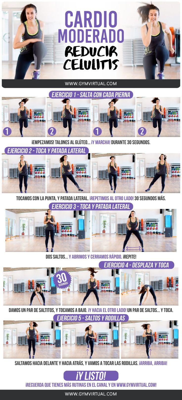 Rutina de ejercicios para bajar de peso para mujeres principiantes