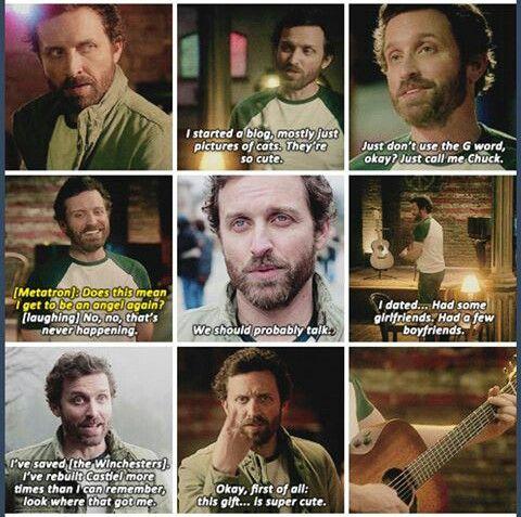 #Supernatural - Season 11 Episode 20 Don't Call Me Shurley