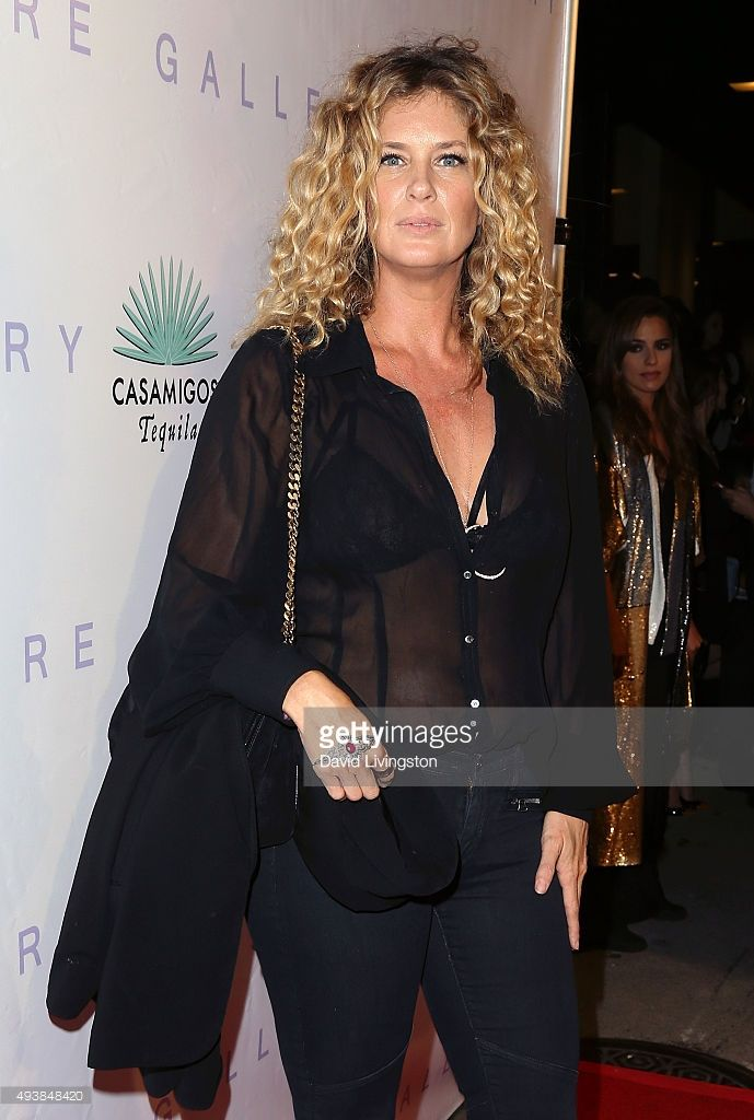 Rachel Hunter Hair