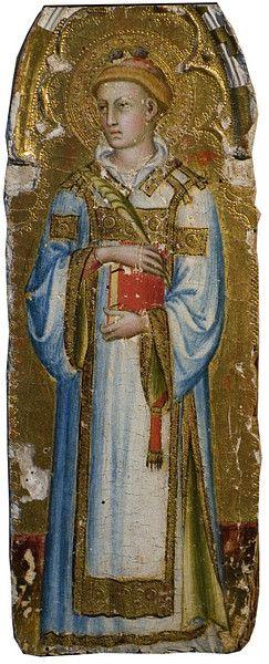 Andrea di Bartolo - Santo Stefano - 1389-1406 -  Victoria and Albert Museum, London