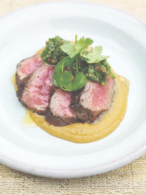 1 steak 2 sauces | Jamie Oliver | Food | Jamie Oliver (UK)