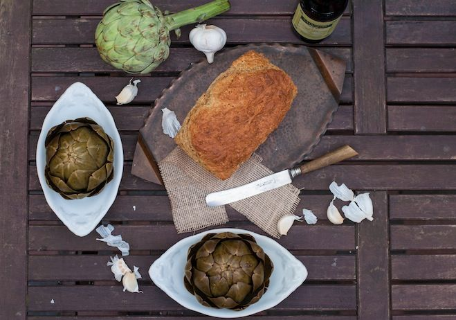 Casual dinner party - pinning mainly for the quick soda bread