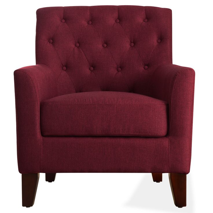You Ll Love The Clara Tufted Armchair At Wayfair Great