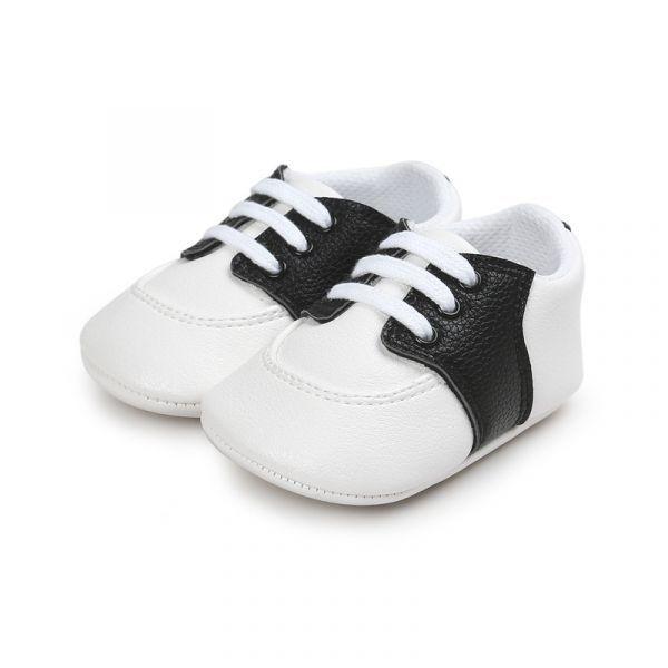 Sapatos de Bebê em Couro - Sola Suave. Calçados Casuais para Bebê Recém-nascido. Produto Importado – Observar o Prazo. Estimativa de Entrega: 20-40 dias. *Considere o tamanho do seu bebê e não a idade.* *Se o Seu Bebê é Maior, por favor ...