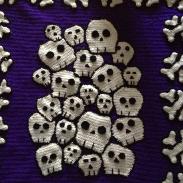 890 Best Skull Images On Pinterest Crochet Skull Skulls And