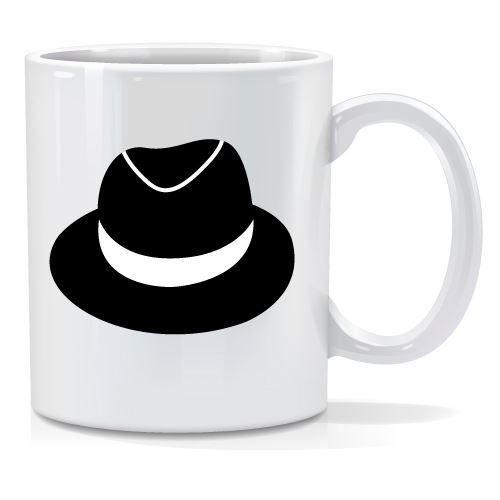 Tazza personalizzata Vintage cappello