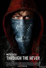 Reseña de #Metallica: Through The Never. Con #James_Hetfield, #Lars_Ulrich…