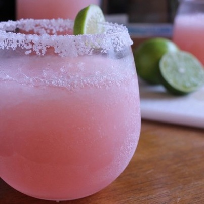 Image result for frozen pink lemonade margarita