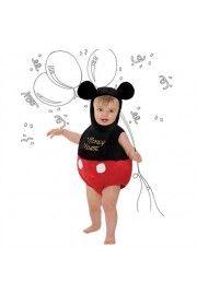 Disney Bebek Mickey Mouse Kostümü