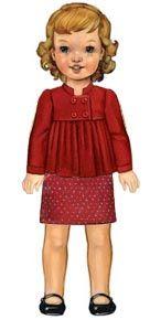 digital sunday brunch jacket + a-line skirt sewing pattern