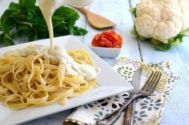 Сливочный соус из цветной капусты (для пасты, риса или в качестве самостоятельного блюда). Обсуждение на LiveInternet - Российский Сервис Он...