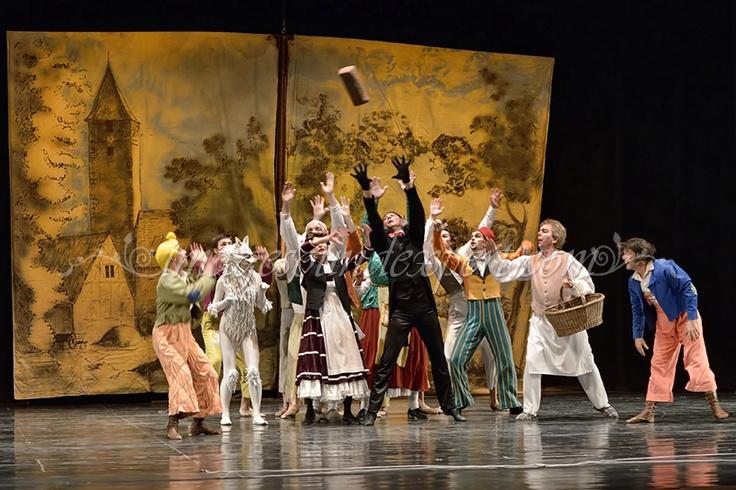 Fotografii balet - Max si Moritz, Ballet Photos - Max & Moritz, Ballett Fotos - Max und Moritz, Photos de Ballet - Max & Moritz   www.imagesoundexpert.com